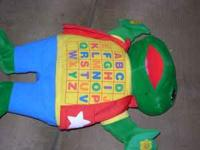 Little Leap Frog plays games and does ABCs $8 obo Call