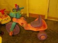 Little Mermaid Magical Trike $30. Call or text