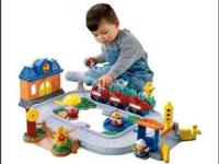 I have the Little People Fun Sounds Train in the box