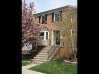 End unit townhome in desirable Little Rocky Run. 3