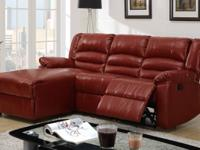 RESIDENCE BEAUTY HAS A SMALL SECTIONAL ON SALE. THIS