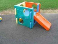 really cute playstructure asking 45 firm cash and pick