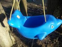 Hi, We have two swings with seat bealts, one's a little