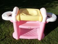Little Tikes Baby Basinet/Great Condition/Only