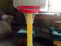 $5 for basketball net, great condition