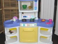 Little Tikes Play Kitchen Center Accessories Child's