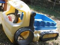 Little Tikes Construction Sand and/or Pool Truck:
