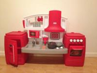 Little Tikes Cook 'n Grown Kitchen.  This kitchen is
