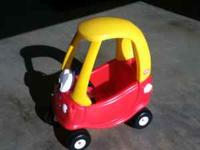 Like new condition little tikes cozt coupe, always kept