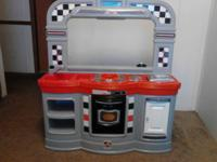 I have a little tikes diner for sale I'm asking 75 obo.