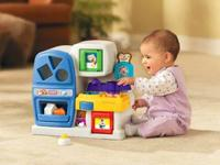 Like new Little Tikes Discover Sounds Kitchen Songs,