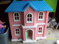 nice doll house $25 call  Location: rockford