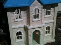 Little tikes doll house CONSIGNMENT SHOP OPENED