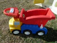 Nice little Tikes dump truck...good condition...10