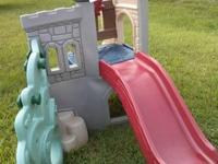 Little Tikes Endless Adventure Rock Climber & Slide-$75