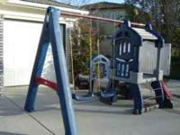 This Little Tykes Endless Adventures playground is in