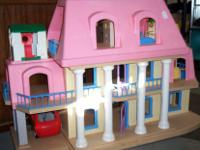 Little Tikes Grand Mansion Doll House - Doll House has
