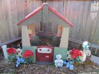 Little Tikes Home and Garden Playhouse Has been an