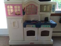 Little Tikes Play Kitchen overall good condition ,