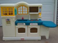 Little Tikes play kitchen.  Durable and in good