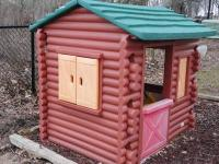 I have a beautiful Little Tikes Log Cabin. Item is in