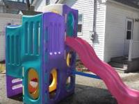 Little Tikes Playground climber Used but solid, no