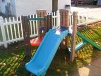 I have a Little Tikes Playset for sale. In perfect