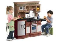 LIKE NEW!!!! Little Tikes Gourmet Prep N Serve Playset