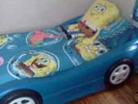 I am selling my sons Little Tikes race car toddler bed