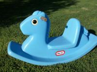 Little Tikes Rocking Horse/Only $15/E-mail or call  //
