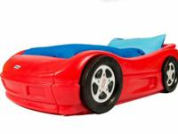 Moving, need to sale Little Tikes red sports car twin