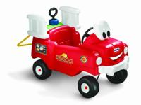 Little Tikes Spray and Rescue Fire Truck by Little