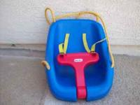 Little Tikes Swing Good Condition. $10.  Location: