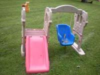 In good condition!!! Great for outdoor fun!! Call or