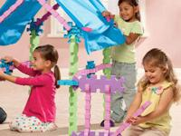 From playhouses to forts, this Little Tikes TikeStix