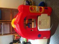 This is a Little Tikes Toddler Farhouse. My kids