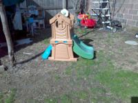 Little tikes tot slide $25 All toys are for sale will