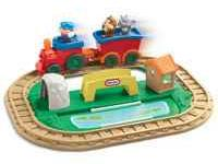 Little tikes fold up and go train set. It can move on
