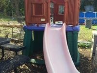 Little Tikes Treehouse Playhouse Playground - $495
