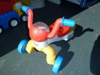 Nice little tikes ride on trike.... call  Location: