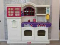 Little Tikes Victorian Kitchen. In good used condition.