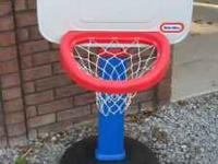 Little Tykes Basketball Goal. Would make a GREAT