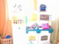 Great kitchen my kids just have outgrown it. It is