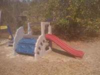 Little Tykes Rock Climber w/Slide.........150.00 OBO