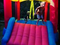 Bounce house.. No holes works great best offer or trade