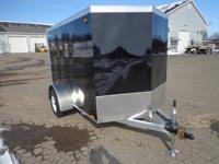 This is the perfect lightweight ALL ALUMINUM trailer