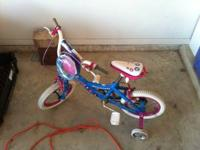 Great Schwinn bike. My daughter is just way too big for