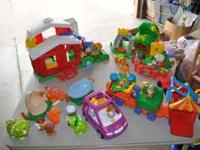 we have the following sets available: farm- $10.00,
