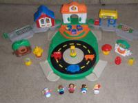 Pictures 1-3 (Asking $30.00): Fisher Price Little