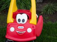 Own a classic for your child, the Little Tikes Cozy
